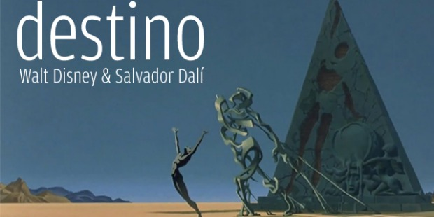 """Destino"" by Salvador Dali & Walt Disney"