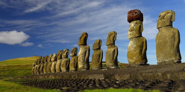 Easter Island - The spirit of Moai